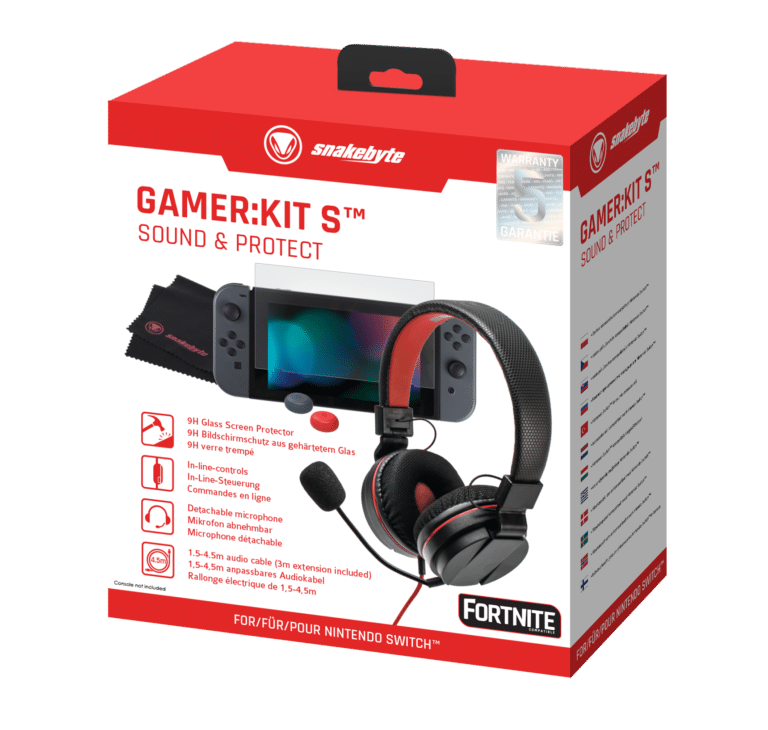 gamer kit snakebyte