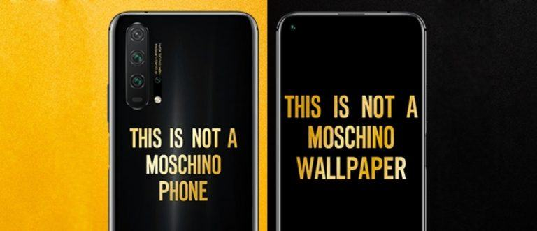 Honor 20 moschino