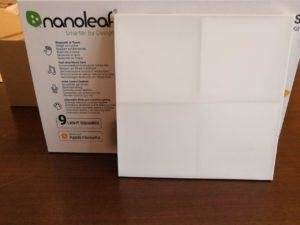 nanoleaf canvas fronte