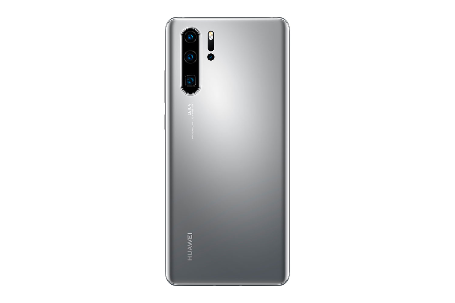 Huawei P30 Pro New Edition silver dietro