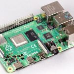 Raspberry Pi 4 con 8 GB di RAM main