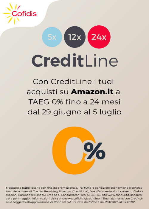 CreditLine main
