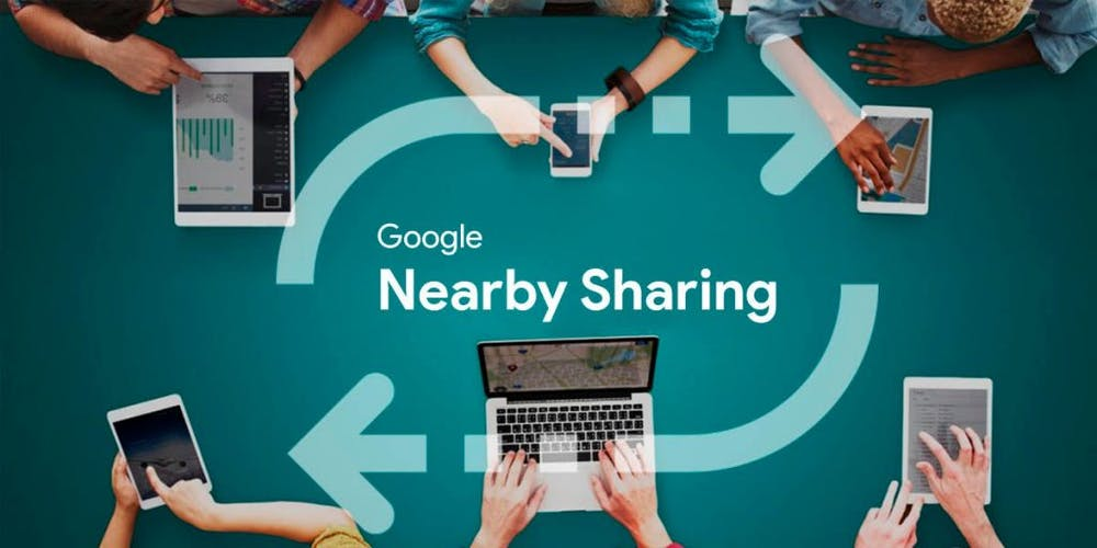 nearby sharing