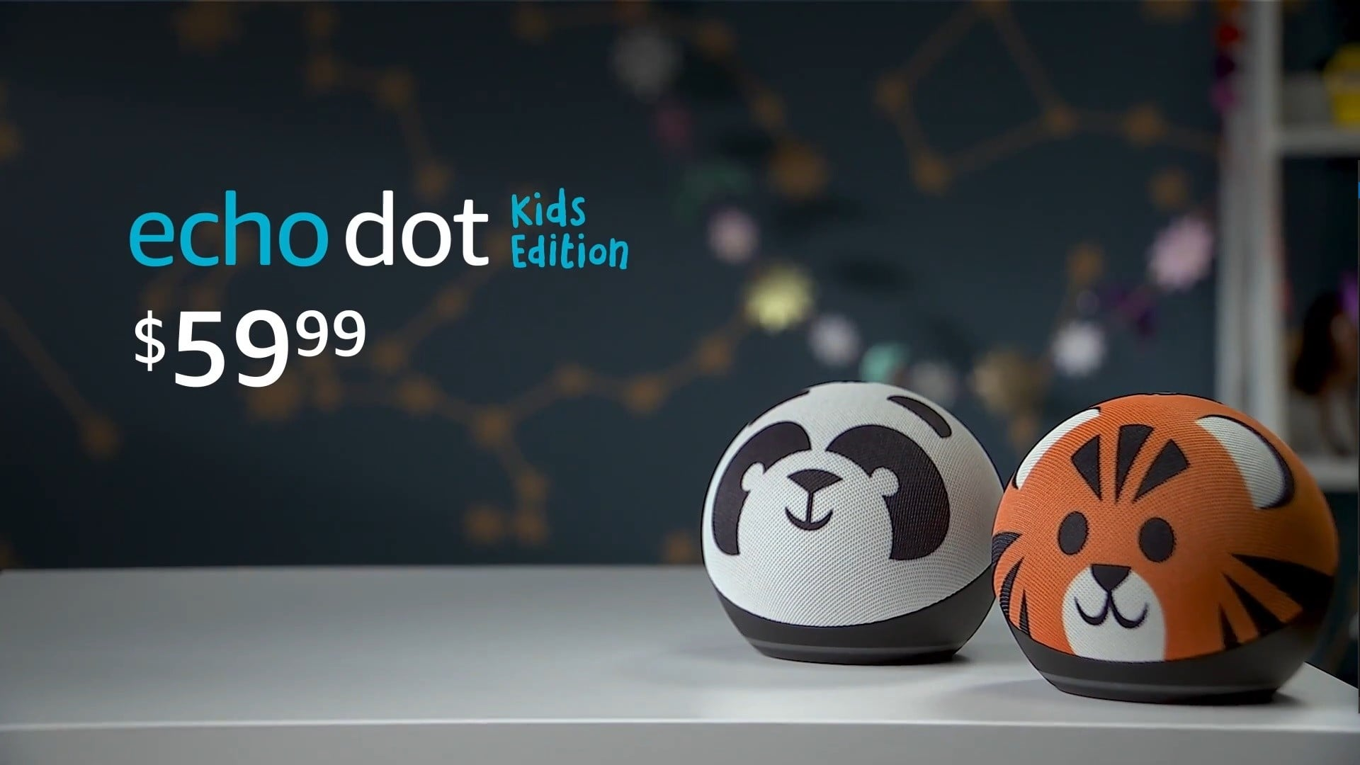 nuovi dispositivi amazon echo dot kids edition