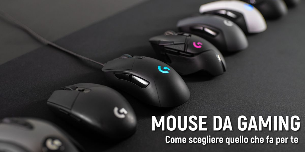Guida Mouse Gaming