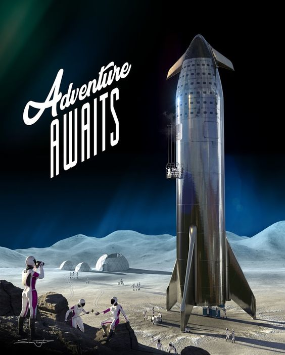 astronave spacex