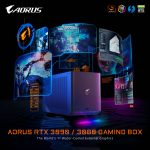 Gaming Box AORUS RTX 3090 3080
